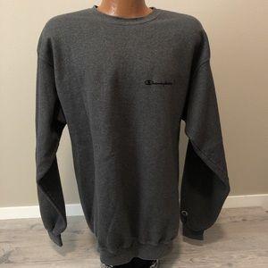 Champion Crewneck Sweatshirt Vintage 90s Large